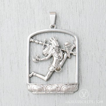 Flying Vajrayogini Stainless Steel Pendant