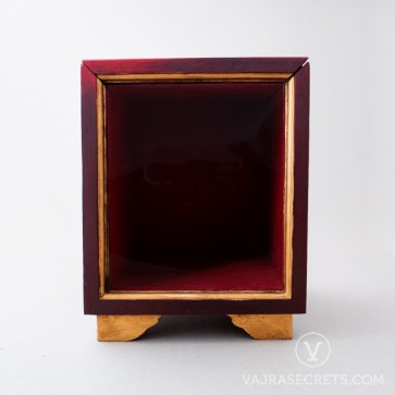 Tibetan Wealth Vase Box