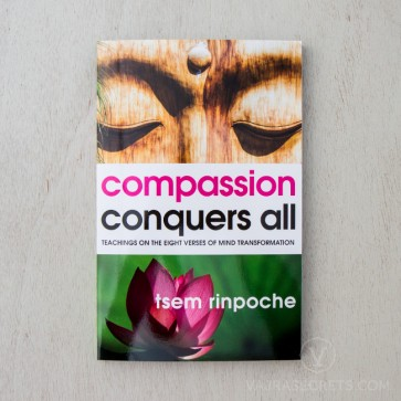 Compassion Conquers All (US Edition)