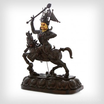 Setrap Copper Statue, 24 inches