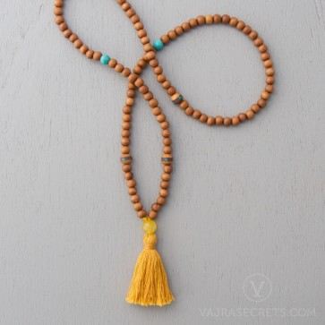 Sandalwood Mala for Kids
