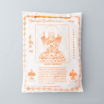 Lama Tsongkhapa Incense Powder
