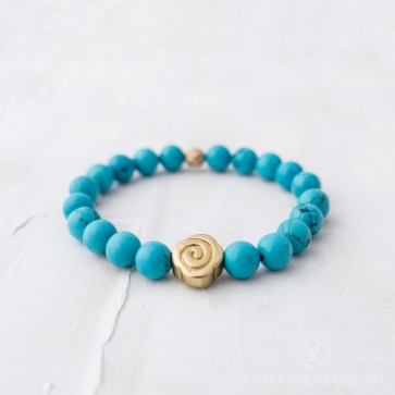 Blessed Sky Dancer Mala Bracelet