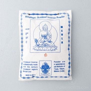 Medicine Buddha Incense Powder