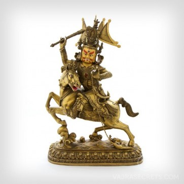 Setrap Brass Statue, 16 inches