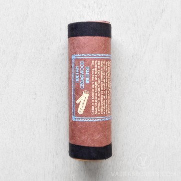 Tibetan Cedarwood Incense Sticks