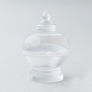 Acrylic Stupa, 1.8 inches