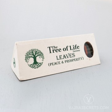 The Tree of Life Incense Sticks: Leaves