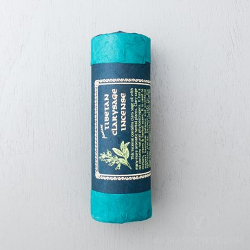 Tibetan Clary Sage Incense Sticks