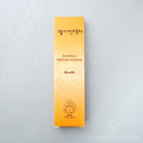 Dzambala Incense Sticks