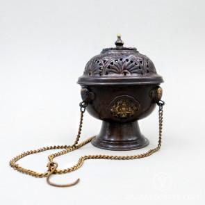 Mini Tibetan Hanging Incense Burner