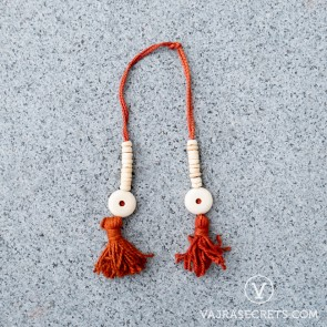 Bone Mala Counters (Ivory White)