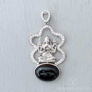 Limited Edition Lama Tsongkhapa Onyx Pendant