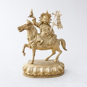 Gyenze Brass Statue with Matte Finish, 6 inches