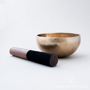 Tibetan Singing Bowl, 5.4 inches