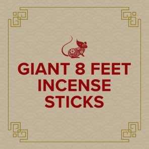 Giant 8 Feet Incense Sticks Fund