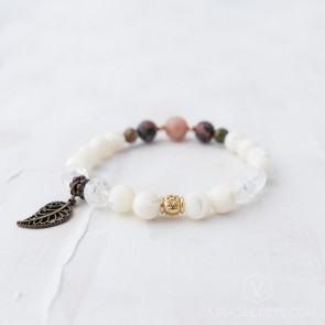 Fearless Spirit Mala Bracelet (Semi-Blessed)