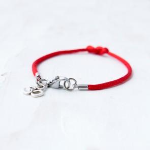 OM Protection String Bracelet