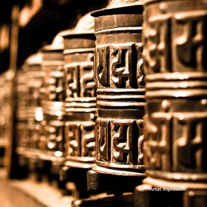 Prayer Wheel Fund
