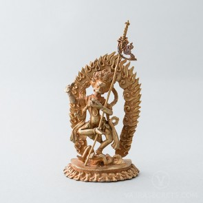Sengdongma Gold Statue, 3.5 inches