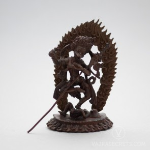 Sengdongma Copper Statue, 3.5 inches