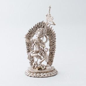 Sengdongma Silver Statue, 3.5 inches