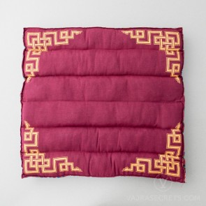 Travel Meditation Cushion