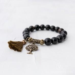 Blessed Tree of Life Mala Bracelet