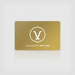 VajraSecrets Gift Card