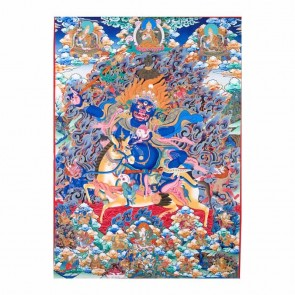 Palden Lhamo Thangka