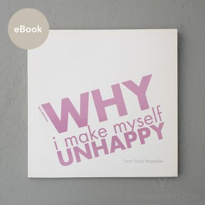 Why I Make Myself Unhappy (ebook edition)