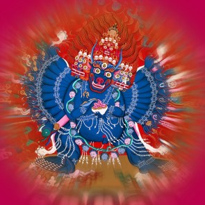 Yamantaka Fire Puja