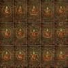 Lama Tsongkhapa Life Story Thangkas (set of 15) A3 Size