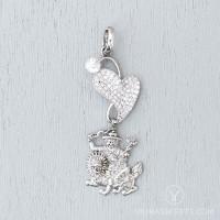 Limited Edition Dorje Shugden Love Pendant