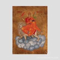 Dorje Shugden Sacred Byzantine Art