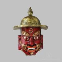 Dorje Shugden Wooden Mask