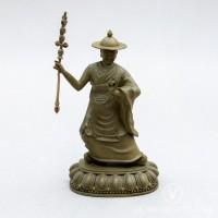 Eight Guiding Monks: Gelong Sanggyin, 4 inches